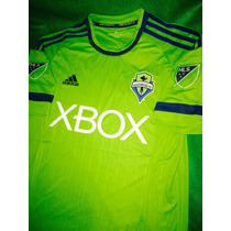 Jersey Del Seattle Sounders Fc 2016