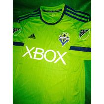 Jersey Del Seattle Sounders Fc 2016