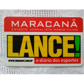 Ingresso Maracanã Lance Arquibancada