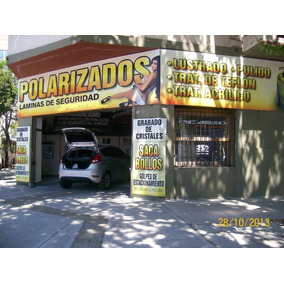 Polarizado Autos Gtia 10 Años Lamina U.s.a.