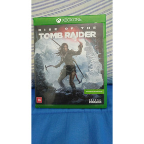 Rise Of The Tomb Rider Português Mídia Física Semi Novo