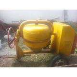 Trompo Mezclador Motor A Diesel