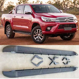 Estribos Originales Toyota Hilux Revo 2016 En Adelante