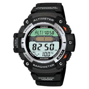 a4c6742cf64 Relógio Casio Outgear Sgw 300 Hd Altimetro Barometro Aço Pt ...