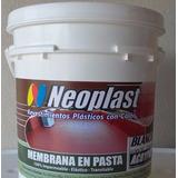 Membrana En Pasta X 10kgs - 100% Impermeable Y Elastico