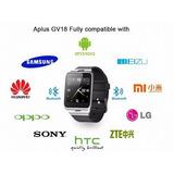 Relógio Celular Smartwatch Blutooth Gv18 Aplus!!! Original