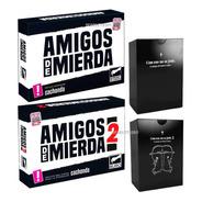 Amigos De Mierda + Con Eso No Se Jode 1 +2 Previa Mesa Combo