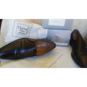 Zapatos Christian Dior Color Negros Ue 6 Talla 38