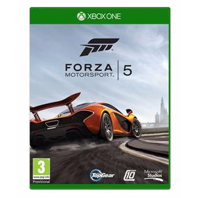 Forza Motorsport 5 - Xbox One - Original - Novo - Lacrado