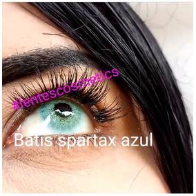 Batis Spartax Pupilentes Coreanos Sin Aro Como Solotica