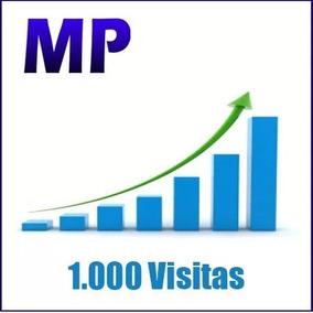 Visitas Para Blog (e Outros) - 1000 Visitas