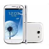 Celular Tela De 4.7 S3 Galaxy I9300 Android 2chips Wifi