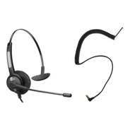 Headset P2 4 Polos Topuse Monoauricular P/ Pcs E Smartphones