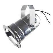 Canhão Refletor Par 20 Prata Com Porta Gelatina - Spot Luz