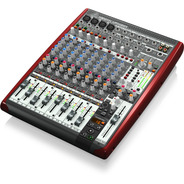 Behringer Xenyx Ufx1204 Consola Digital Usb Fx Multipista