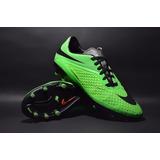 Chimpunes Hypervenom Phelon Fg Nike Verde Original