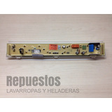 Plaqueta Lavarropas Eslabon De Lujo Ewt22a Ewt07a Original!!