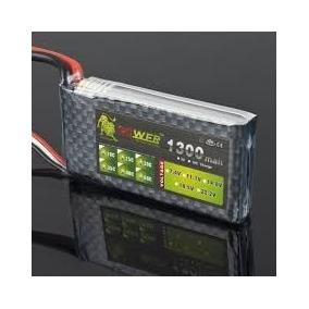 Bateria 7.4v 2s 1500mah 40c Wltoys A979b V913