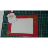 10 Porta Retrato Papai Noel Eva Lembrancinha De Natal