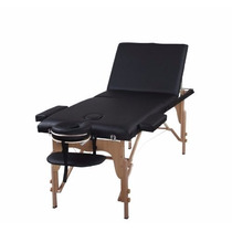 Mesa De Masajes The Best Massage Table 3 Fold Black Reiki