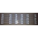 Kit Barra De Led Toshiba Dl4844 *35019741 Aluminio