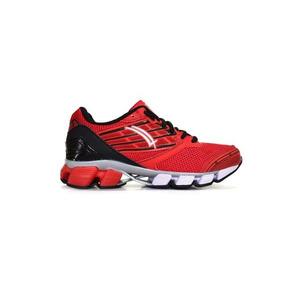 Tenis Para Correr Karosso Rojo 6314 Para Mujer