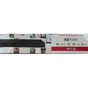 Blu Ray Lg Bp736 4k Wifi