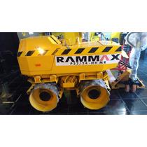 Rodillo Pata De Cabra Zanjero 2000 Kgs A Diesel