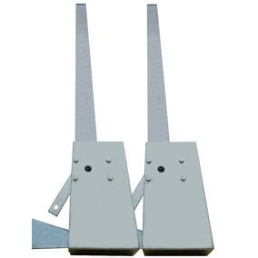 Portão Eletrônico Pivotante Movitec - 2 Folhas