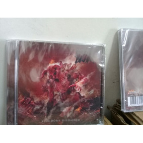 Morbid Angel - Kingdoms Disdained Cd Nacional Pronta Entrega