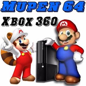 Emulador Nintendo 64 Para Xbox 360 + Todos Melhores Jogos