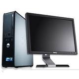 Computadoras Dell Gx380 Core I2 Dd 500 Ddr3 Ram 4 Lcd 17 Pul