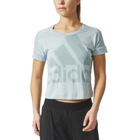 Remera adidas Training Baseline Mujer Va