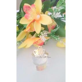 Anillo Corona 15 Años Plata Y Oro