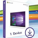 Windows 10 Pro Ativação Online Esd Chave Do Produto Original