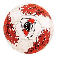 Pelota Futbol River Supercopa Nº5 Drb Dribbling Cosida