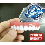 Dentes Postiços (só Encaixar E Pronto) Volte A Sorrir
