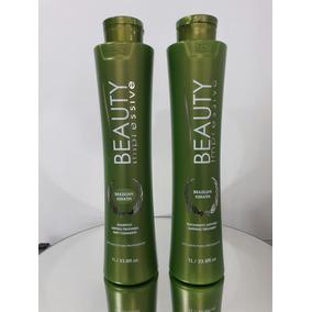 Combo Com 4 Redutores- Beauty Progress, Brazilian Keratin