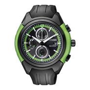 Reloj Citizen Hombre Ca028900e Eco Drive Cronografo Wr 100m