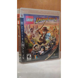Lego Indiana Jones 2 The Adventure Continues (c/m) Ps3 Od.st