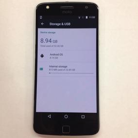 Motorola Moto Z Play Xt1635-02 - 32 Gb-negro