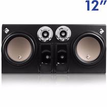 Caixa De Som Trio Dutada Falcon 12 700w Rms Cx12 Td2n