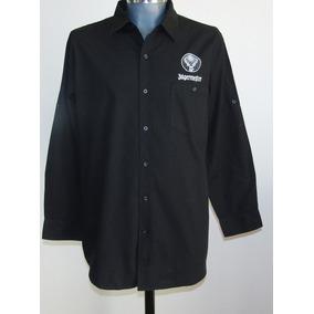 Jagermeifter Licor Camisa Negra Talla Xxl