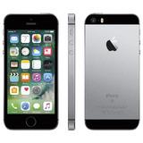 Iphone Se 32gb Gris En Caja + Accesorios