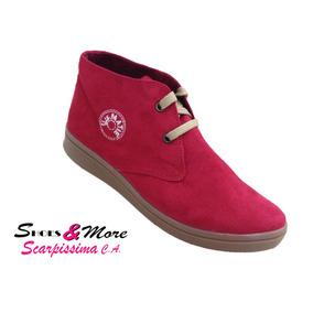 Zapato Para Dama Vic Matie 3854 Rojo