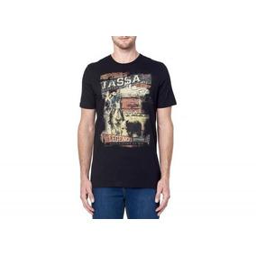 02f226b35a Camiseta Tassa Masculina - Calçados
