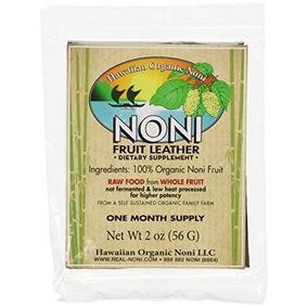 Noni Cuero De La Fruta Por 2 Oz De Salud De Hawai