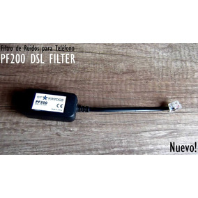 Filtro De Internet Pf200 Dsl Filter Starbridge Para Teléfono