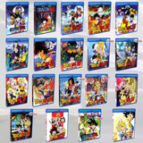 19 Peliculas De Dragon Ball Y Dragon Ball Z En Blu-ray