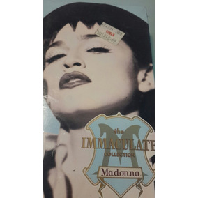 Madonna - The Immaculate Collection - Vhs (lacrado)